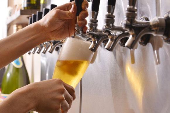 Beer & Beer Cocktail